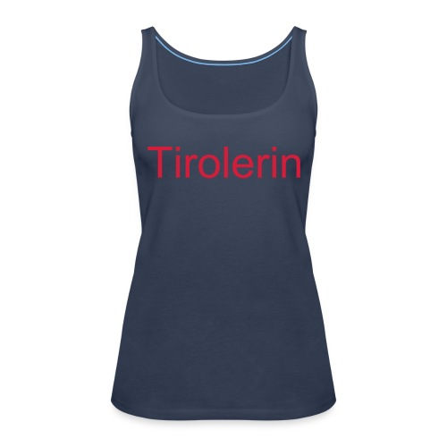 T-shirt (Weiberleit) - Frauen Premium Tank Top