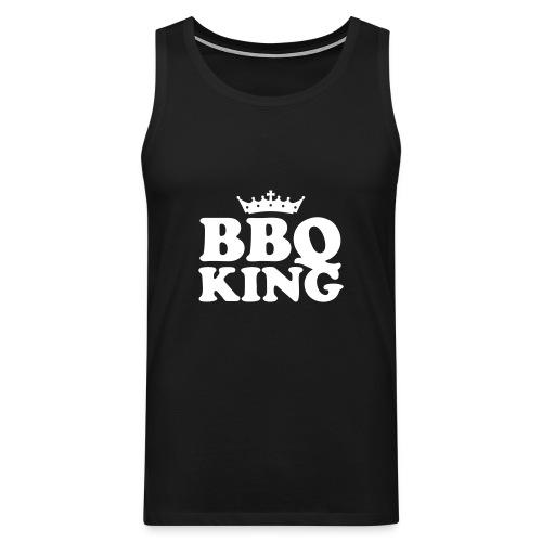 BBQ - Miesten premium hihaton paita