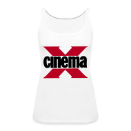 Tops ~ Women's Premium Tank Top ~ Cinema X