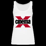 Tops ~ Women's Premium Tank Top ~ Cinema X