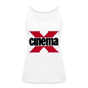 Cinema X - Women's Premium Tank Top