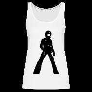 Tops ~ Women's Premium Tank Top ~ Violence For Kicks