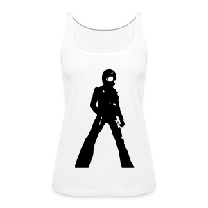 Violence For Kicks - Women's Premium Tank Top