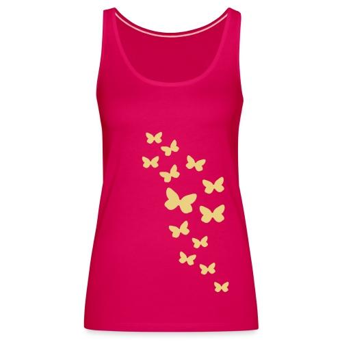 Butterfly - Vrouwen Premium tank top