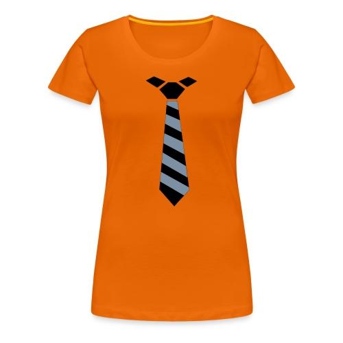 Σοβαρότητα - Women's Premium T-Shirt