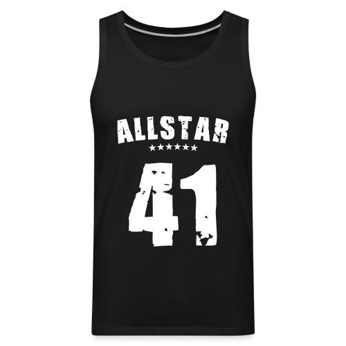 Allstar - Premiumtanktopp herr