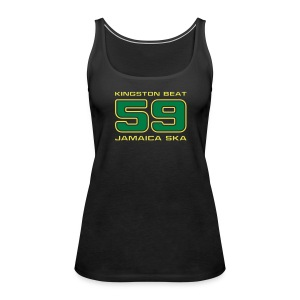 TS Kingston Beat 59 - Frauen Premium Tank Top