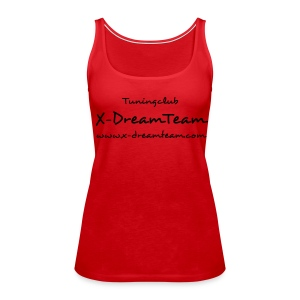 Frauen-Top X-DreamTeam - Frauen Premium Tank Top