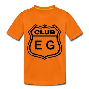 Tee-Shirt Club E G Enfant - T-shirt Premium Ado