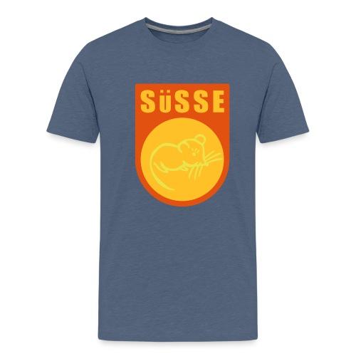 Kids T-Shirt Süsse Maus - Teenager Premium T-Shirt