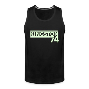 KINGSTON 74  PHOSPHORESCENT - Débardeur Premium Homme
