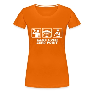 chez jany a nimes - T-shirt Premium Femme
