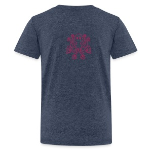Octopus T-shirt - Teenage Premium T-Shirt