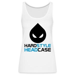 hardstyle headcase - Vrouwen Premium tank top