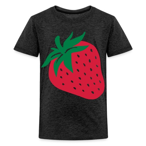 strawberryshirt - Premium-T-shirt tonåring
