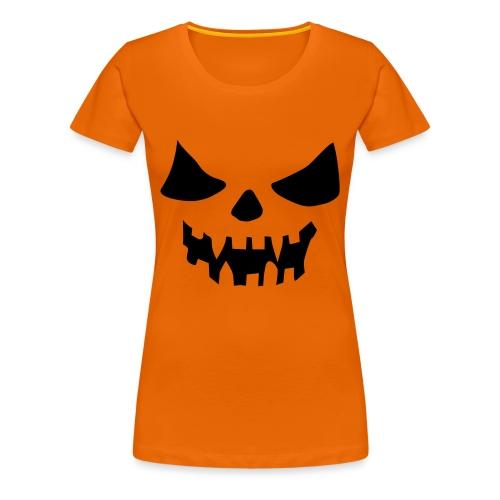 PUMPKIN! - Women's Premium T-Shirt