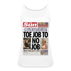 Toe Job to No Job - Women's Premium Tank Top