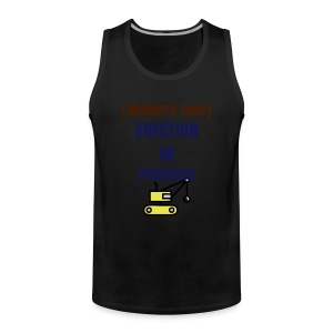 GDTee005 - Men's Premium Tank Top