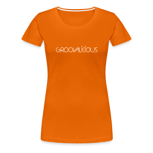 Groovalicious 2012 Girlie-Shirt - Frauen Premium T-Shirt