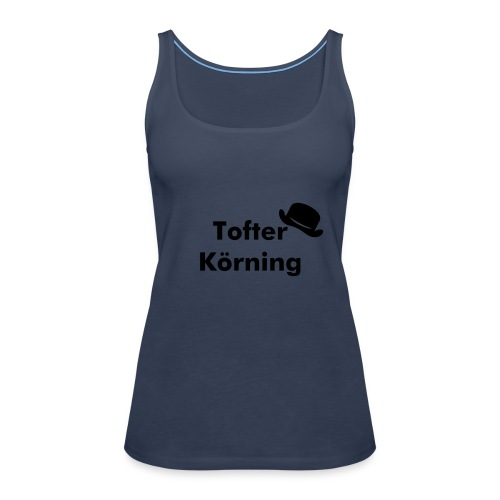 Körning-Top - Frauen Premium Tank Top