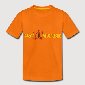 SAVE NATURE | Naturschutz - Teenager Premium T-Shirt