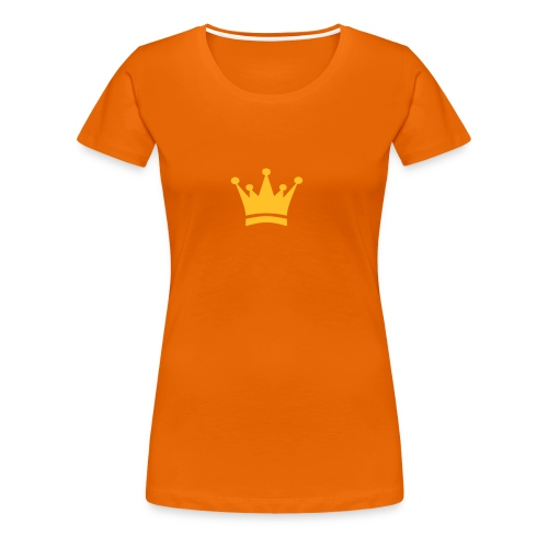 Oranje boven - Vrouwen Premium T-shirt