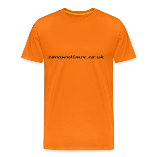 cornwallmrc.co.uk classic t-shirt - Men's Premium T-Shirt