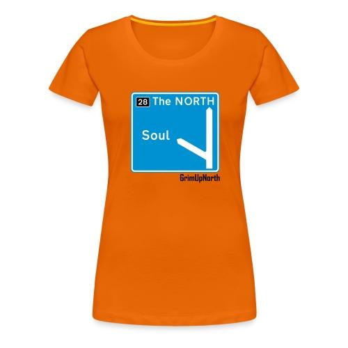 Northern Soul - Women's Premium T-Shirt