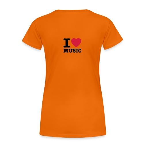 MBOACLASSIC-GIRL - T-shirt Premium Femme