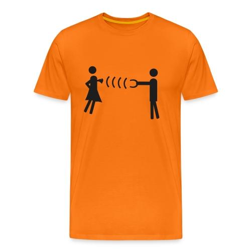 DAAN - Mannen Premium T-shirt