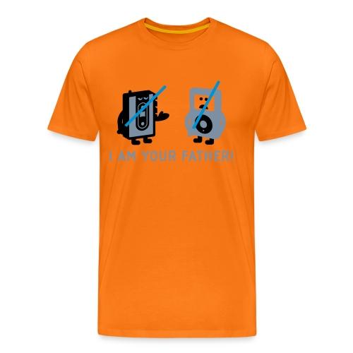 iVader - Men's Premium T-Shirt