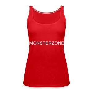 Frauen Premium Tank Top - monsterzone