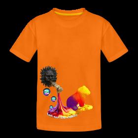 T-shirt børn, Let out the colors ~ 1846