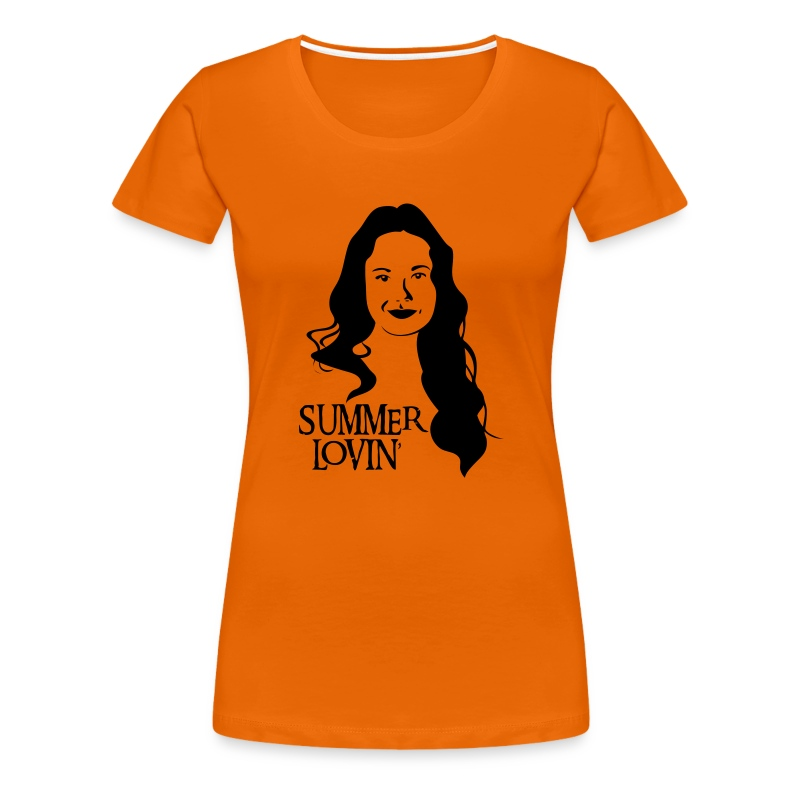 River - Summer - Women's Premium T-Shirt