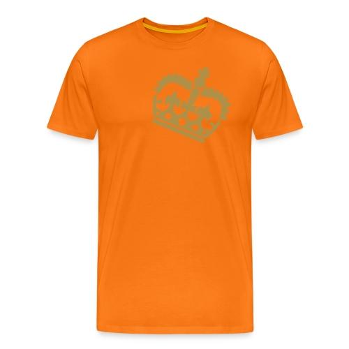 King/Queen - Mannen Premium T-shirt