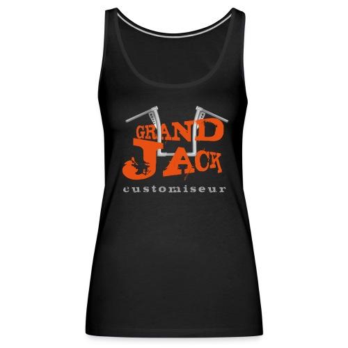 Débardeur GrandJack - Débardeur Premium Femme