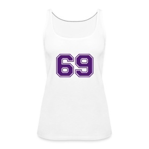 69 GIRLS - Women's Premium Tank Top