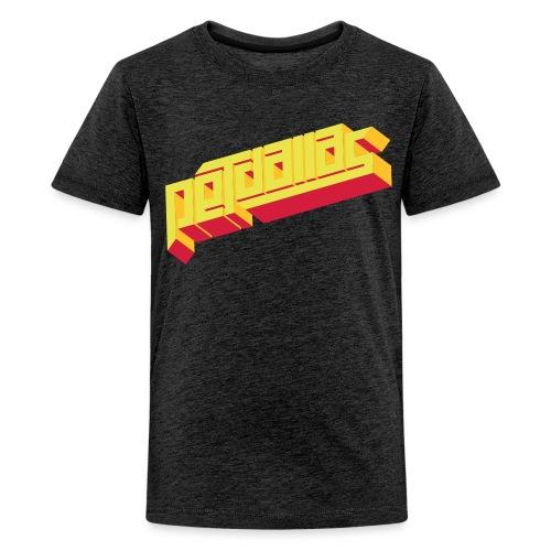 Walking The Plank - Premium-T-shirt tonåring