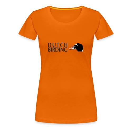 Brilzee-eend - 2010 - Vrouwen Premium T-shirt