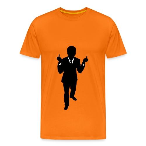 FU 2 - Premium T-skjorte for menn