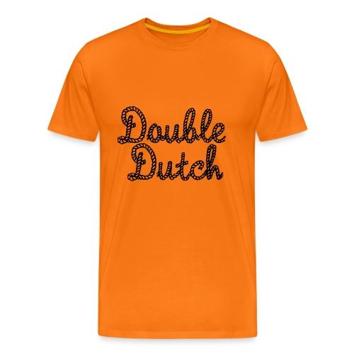 Double Dutch - Men's Premium T-Shirt