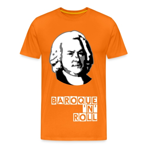 Baroque & Roll - Men's Premium T-Shirt