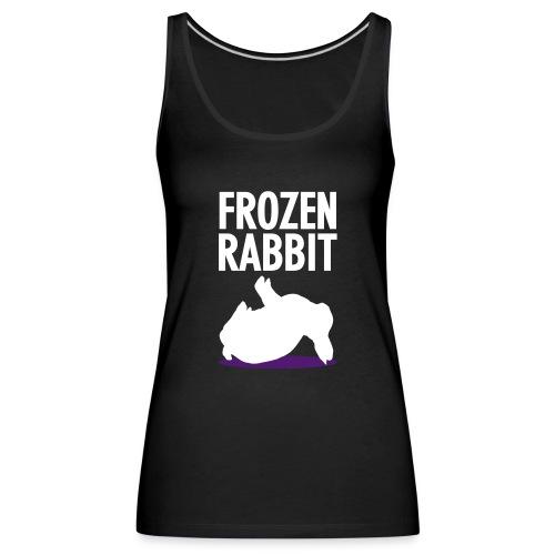 Frozen_Rabbit - Women's Premium Tank Top