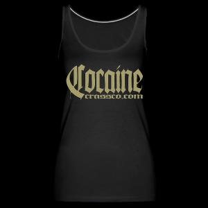 Cocaine - Frauen Premium Tank Top