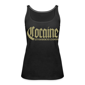 Cocaine - Frauen Premium Tank Top