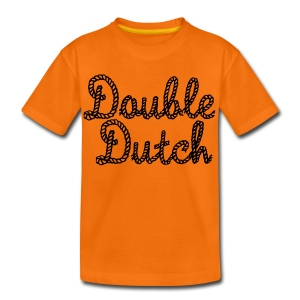 Double Dutch - Teenage Premium T-Shirt