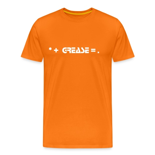 Men - Grease - Men's Premium T-Shirt