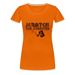 Scratch The Upsetter - Women's Premium T-Shirt
