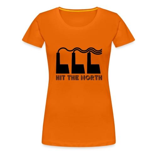 Hit The North - Women's Premium T-Shirt
