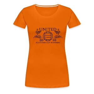 Dundee United - Old Time Winners - Women's Premium T-Shirt